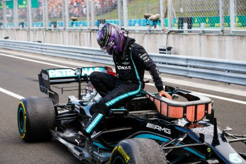 Why it's 'kind of cool' Hamilton lost out in Hungary - The Race
