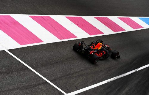 Verstappen eases to French GP pole amid red flag double - The Race