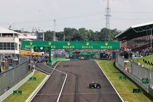 Mercedes makes U-turn on Hungarian GP restart call - The Race