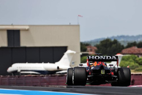 What happened in French Grand Prix FP2 - The Race