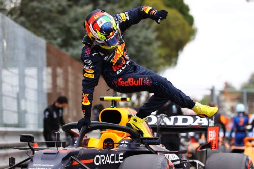How 'miles away' Perez outqualified lawnmowing Verstappen - The Race