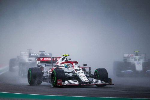 F1 in talks to fix rule 'contradiction' after Raikkonen penalty - The Race