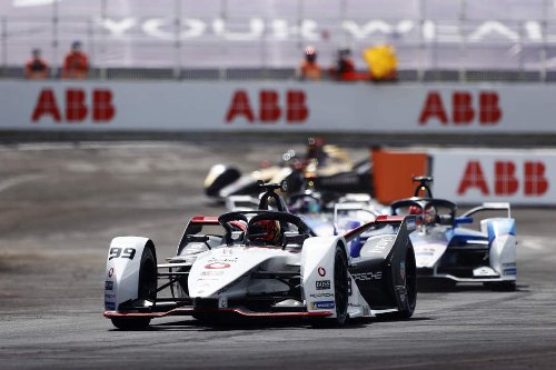 Why Porsche was disqualified from its first Formula E win - The Race