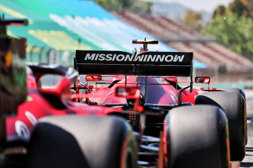Why Ferrari's not running Mission Winnow F1 livery in France - The Race