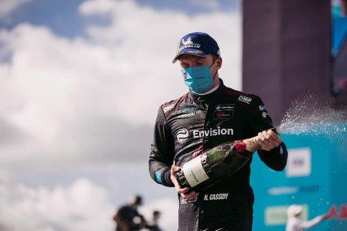 The calmer approach behind a Formula E rookie's breakthrough - The Race
