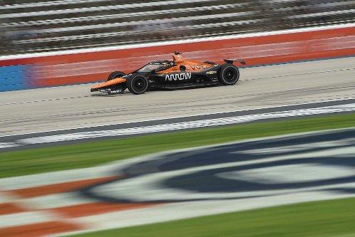 O'Ward gets maiden IndyCar win at Texas, earns Mclaren F1 test - The Race
