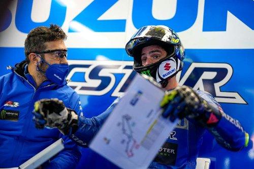 Can a single upgrade unlock Suzuki's 2022 MotoGP potential? - The Race