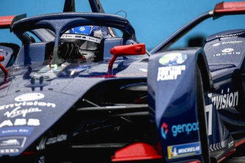 Rookie Cassidy takes superb Rome Formula E pole amid rain - The Race