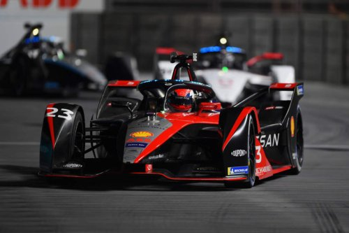 Nissan duo disqualified from first London Formula E race - The Race