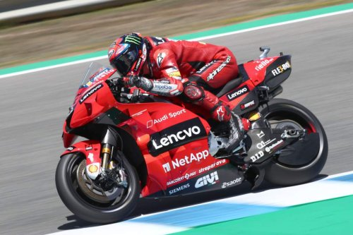 Why Ducati's rushed graduate is now its MotoGP spearhead - The Race