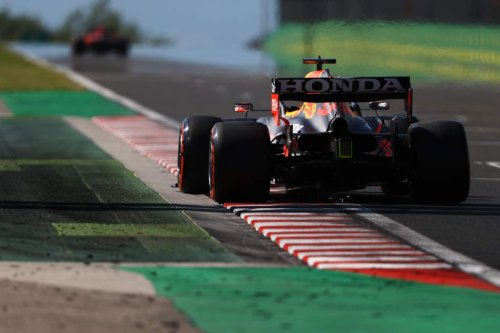 Verstappen's 'cracked' Honda engine replaced for Hungarian GP - The Race