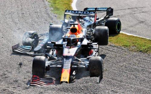 Our verdict on Hamilton and Verstappen's Italian GP clash - The Race