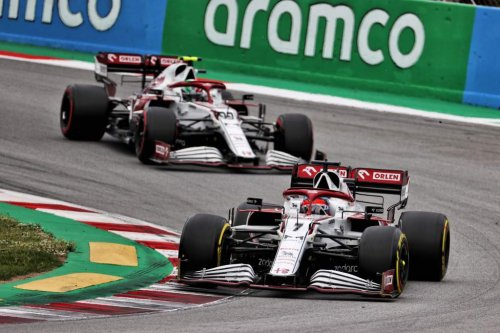 'The beauty of crisis' behind Alfa's sudden Aston Martin chase - The Race