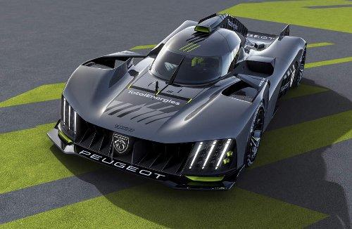 Peugeot unveils radical car for its Le Mans return - The Race