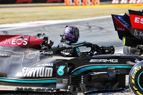 Safety investigation for 'unusual' Hamilton and Verstappen crash - The Race