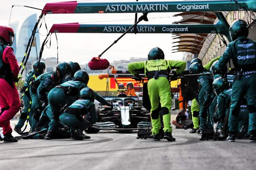 An old disadvantage may be Aston Martin's new F1 weapon - The Race