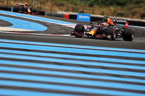 Verstappen leads third French GP practice by over seven tenths - The Race