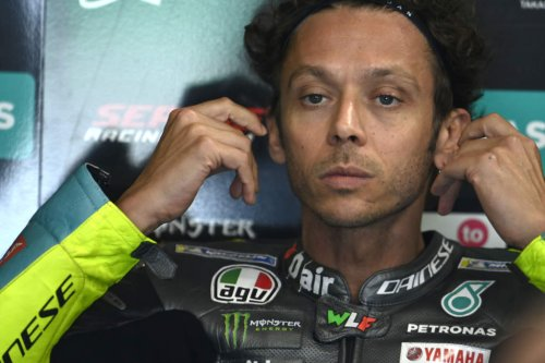 Valentino Rossi announces his retirement from MotoGP - The Race