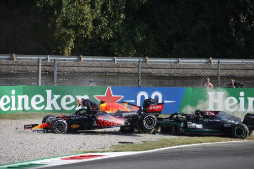 Red Bull's tone shows it knows Verstappen at fault - Mercedes - The Race