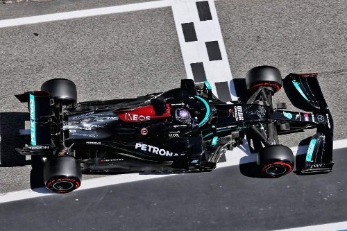 Hamilton claims 100th F1 pole at Spanish GP - The Race