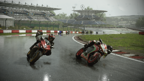 The unforgiving motorcycle game created by ex-MotoGP developers - The Race