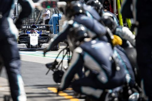 Why Williams is using last year's F1 front wing - The Race