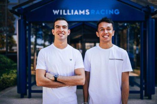Williams signs Albon, retains Latifi for 2022 F1 season - The Race