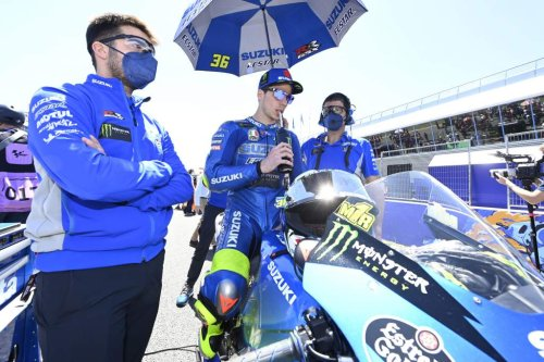 Mir: 'Super clever' 2021 MotoGP start exactly what I wanted - The Race