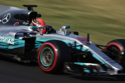 Russell's early Mercedes reunion is different to past tests - The Race
