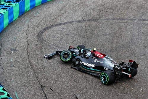 Should Bottas's crash impact Mercedes' 2022 driver decision? - The Race