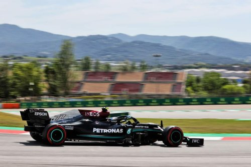 What happened in Spanish Grand Prix FP1 - The Race
