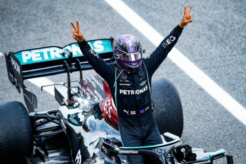 Has Hamilton got lucky or is he really better than ever? - The Race