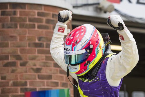 Alice Powell: I never thought I'd race on an F1 weekend again - The Race