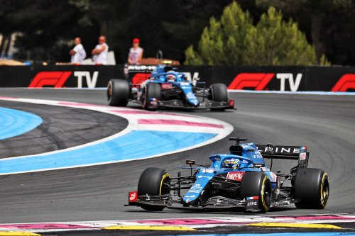 How Alonso talked Alpine out of a team order - The Race