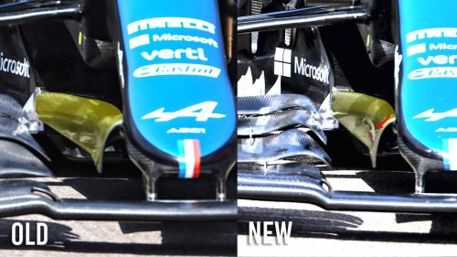 Gary Anderson analyses key Imola F1 tech upgrades - The Race