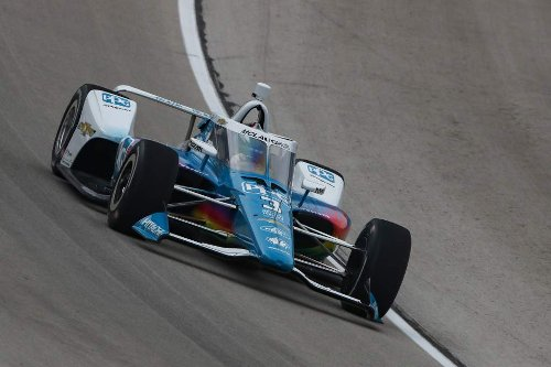 How a touring car legend laid down a gauntlet in IndyCar - The Race
