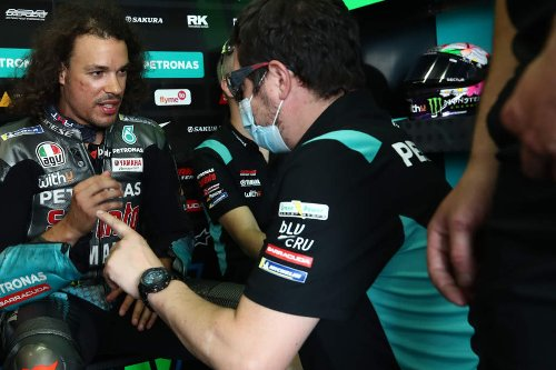 Morbidelli in doubt for Assen MotoGP after training incident - The Race
