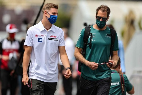 Why Schumacher got Vettel to check his car after French GP - The Race