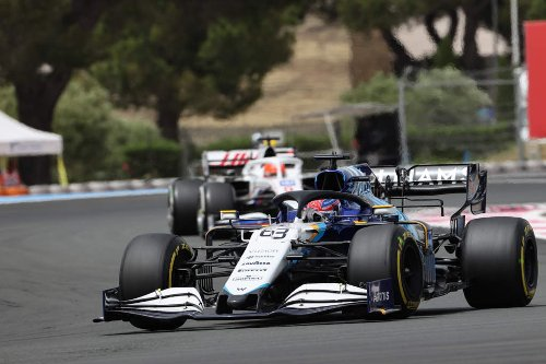 The weakness in Russell's 'best race' for Williams - The Race