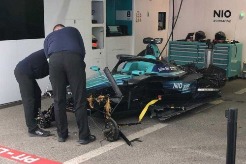 Bizarre Rome Formula E practice pile-up: What we know so far - The Race
