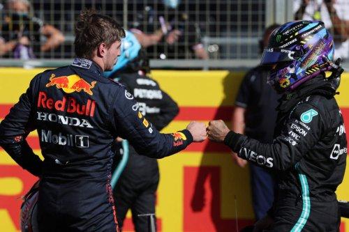 Hamilton has 'met his match' in Verstappen, says Horner - The Race