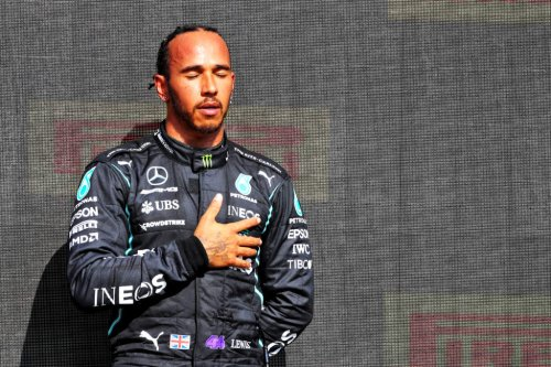 Alice Powell: Hamilton deserved his Silverstone penalty - The Race
