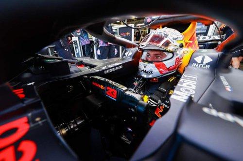 Verstappen: 24-hour sim race 'good test for body' after crash - The Race