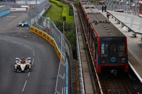 What happened in first Formula E practice at new London track - The Race