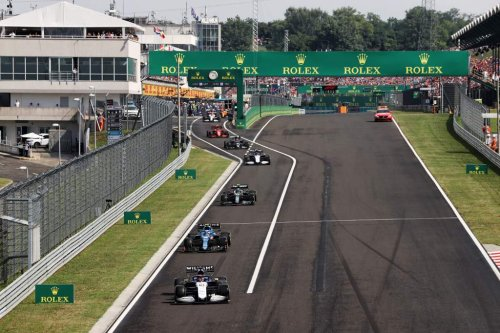 How Hungarian GP would have restarted if everyone had pitted - The Race