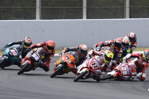 Moto3 needs get faster to be safer - The Race