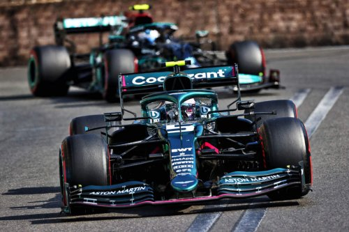 Why has Aston Martin been quick when Mercedes is slow? - The Race