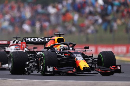 Horner: Clash left Verstappen with less downforce than Haas - The Race