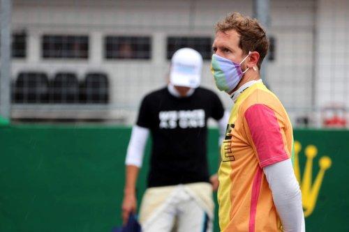 Vettel under investigation for wearing 'same love' t-shirt - The Race
