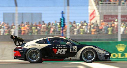 Rogers secures second Porsche Esports Supercup title early - The Race